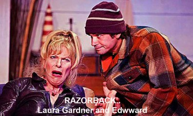 Razorback . Laura Gardner and Edward