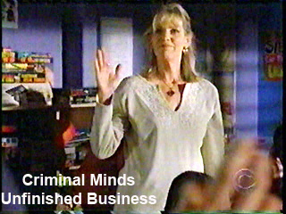 Criminal Minds - Unfinished Business
